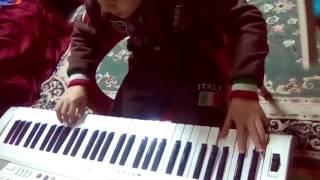 عزف اغنيه ياما يا نور عنيا لمحمد فؤاد