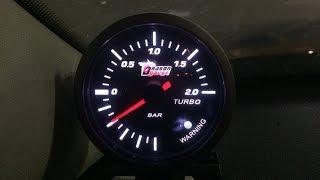 Как легко подключить датчик буста к любому турбо мотору