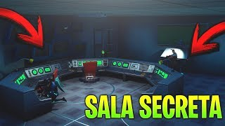 NEW *SECRET ROOM* IN FORTNITE BATTLE ROYALE!!