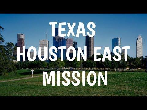 Texas Houston East Mission