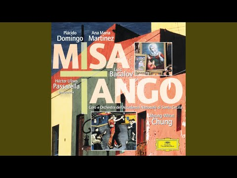 Piazzolla: Libertango - orchestrated by Luis Enriques Bacalov