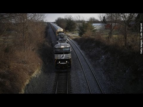 Looming Railway Shutdown Could Cost US $30B - Newsy