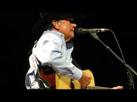 George Strait - Amarillo By Morning/2016/Las Vegas, NV DEC 2/T-Mobile Arena