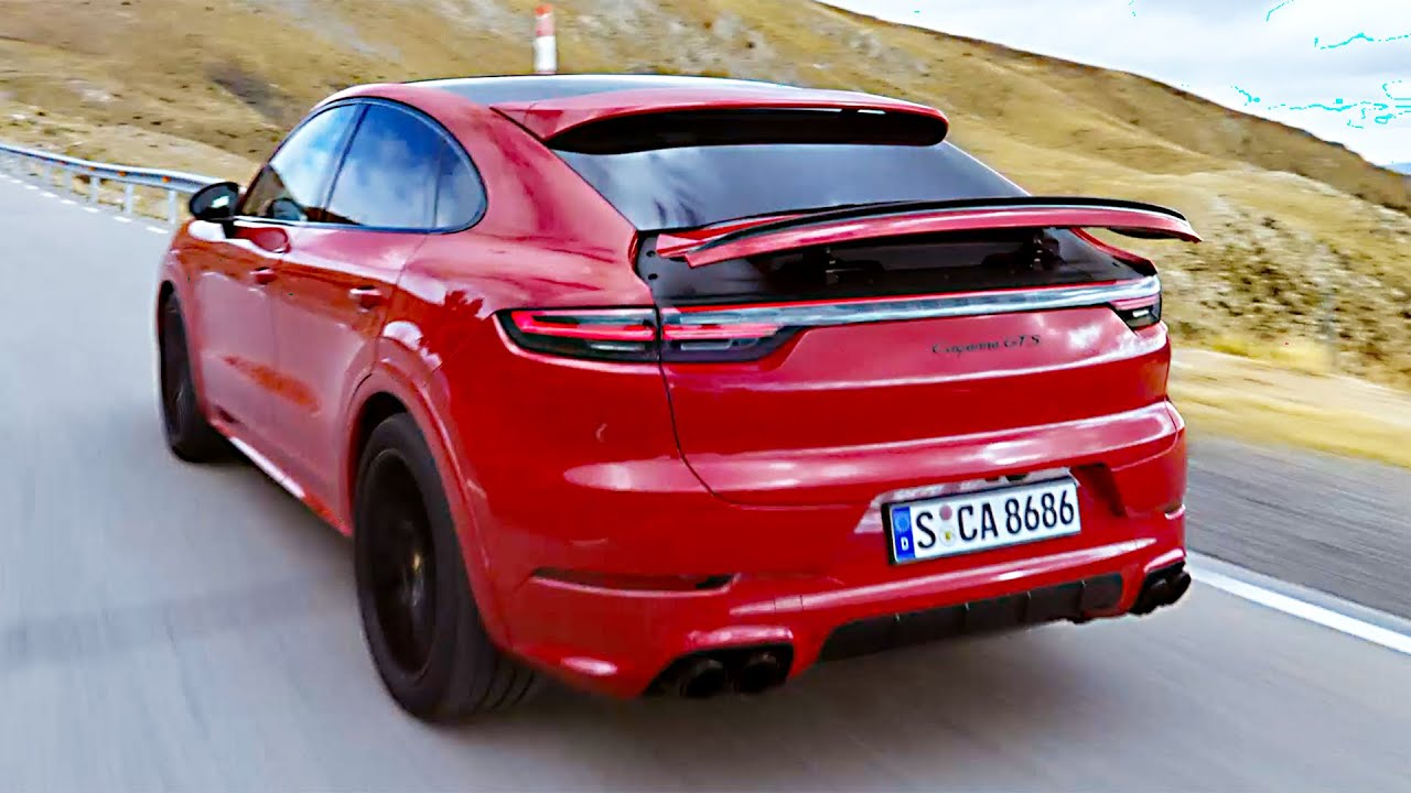 2021 Porsche Cayenne Gts Coupe High Performance Suv Youtube