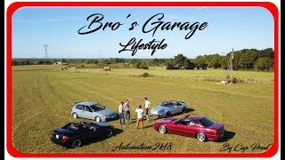 AUTONATION 2K18 BRO'S GARAGE LIFESTYLE by Cap Prod'