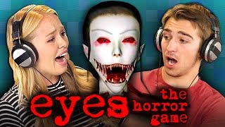 eyes the horror game the origins