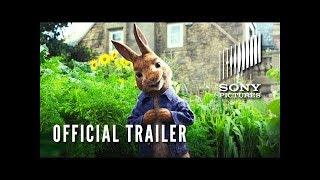 Peter Rabbit | Official Trailer | In Cinemas March 29