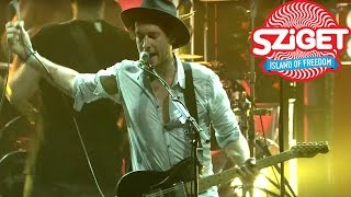 Kensington - War Live @ Sziget 2015