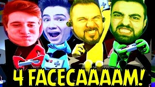 EKIP EKIP YO YO PARTY ! 4 FACECAM !