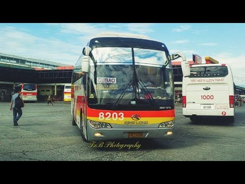 Victory Liner 8203 ride