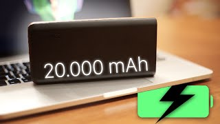 SUPER BATERÍA de 20.000 mAh para equipos Apple