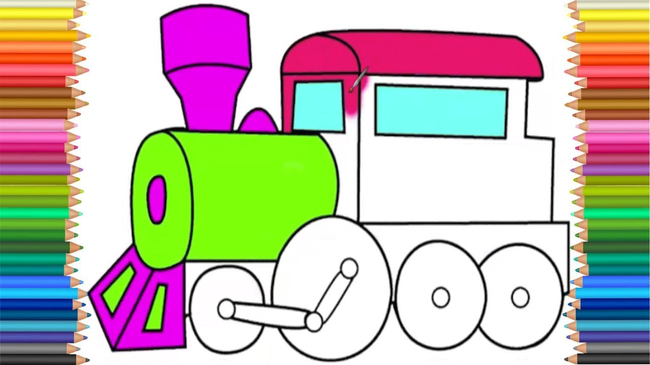 Youtube coloring book - Baby Coloring Book And Drawing For Kids Youtube Videos For Kids 59