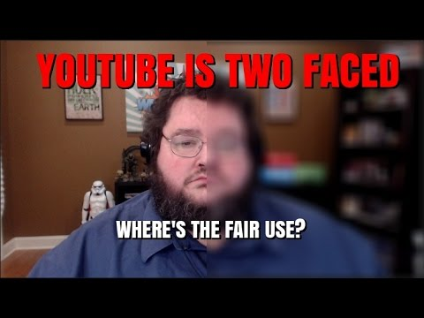 Where's the Fair Use on Youtube?
