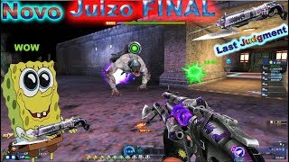 Blood Strike Chinese : Novo  Juizo  Final V-2.0  - WOW ! New Last Judgment  !!
