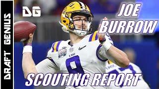 Joe Burrow: LSU QB | 2020 NFL Draft Scouting Report