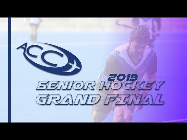 ACC Senior Hockey 2019