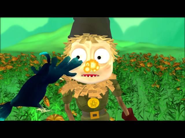 2016實踐大學媒體傳達設計學系數位3D動畫設計組二年級 簡林佳儒 [Scarecrow's Friend]
