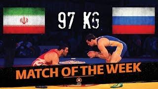 1st Place Match - 97Kg - Men