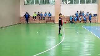 Играют маленькие футболисты 24.09.2017, Раздельная, Украина