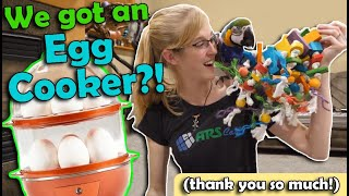 Giant Bird Toys in our Mail! (Fan Mail Part 11)
