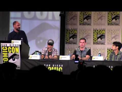 Bob's Burgers San Diego Comic-Con 2016 Panel