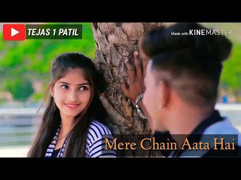 Dekh Ke Tujhko | WhatsApp Status Video | Romantic Song | Tejas 1 Patil | Rajneesh Patel | Guru Mahi