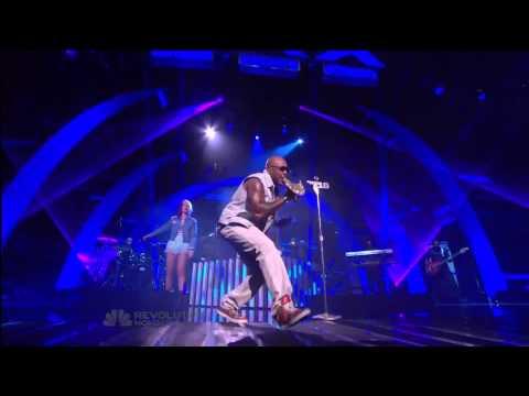 Flo Rida,HD, I Cry at America's, live  America's Got Talent 2012,HD 1080p