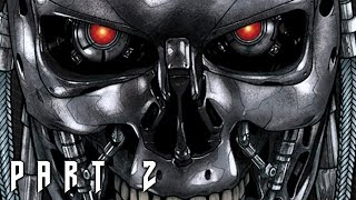 Terminator 2 Judgment Day in DOOM 4 Walkthrough Gameplay Part 2 (PS4)