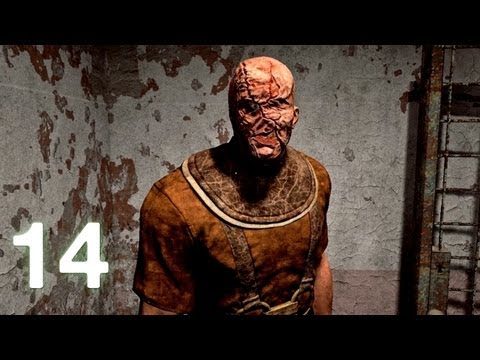 OUTLAST Gameplay German - KINO - Part 14 - Let's Play Outlast
