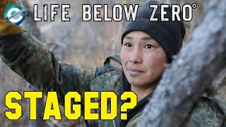 Behind the Scene Stories of Life Below Zero | Sue Aikens, The Hailstones and more