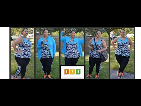 e785e56d57b The LIVI Activewear Collection from Lane Bryant - YouTube
