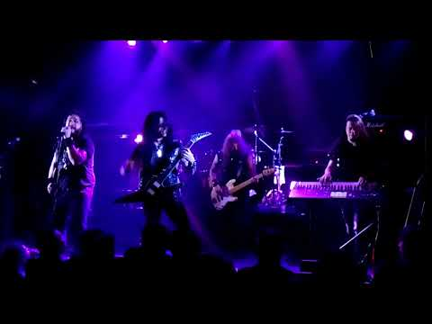 Firewind - Lady Of 1000 Sorrows live @ MMBox, Montevideo - U