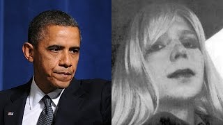 BREAKING: Chelsea Manning FREED By Pres. Obama