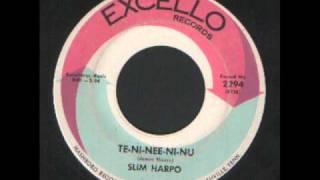 Slim Harpo - TE-NI-NEE-NI-NU - Excello Records R&B.wmv