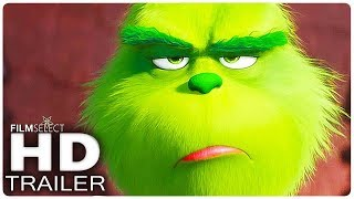 IL GRINCH Trailer Italiano (2018)