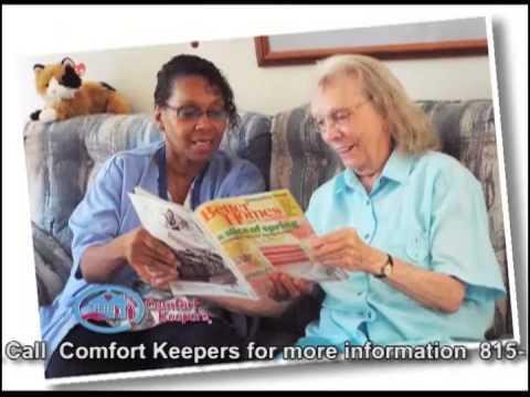 Comfort Keepers Interactive Now Hiring
