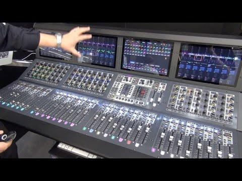 [Musikmesse] AVID Venue S6L