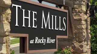 New Homes at The Mills at Rocky River in Concord, NC