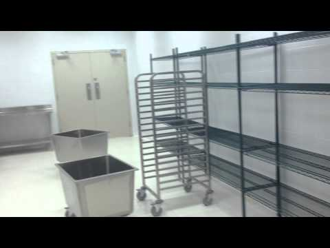 Chbib Kitchens Electrolux Installation KSU Riyadh Bldg.30