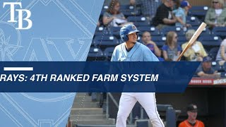 Highlights of the Rays' top prospects