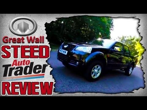 AutoTrader: Great Wall Steed Review
