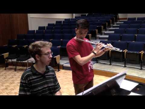 I Giorni (Ludovico Einaudi) - Flute and piano duet + SHEET MUSIC