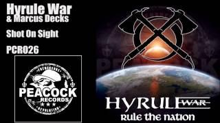Hyrule War & Marcus Decks - Shot On Sight
