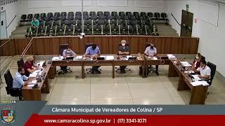 Câmara Municipal de Colina - 13ª Sessão Ordinária 08/09/2021