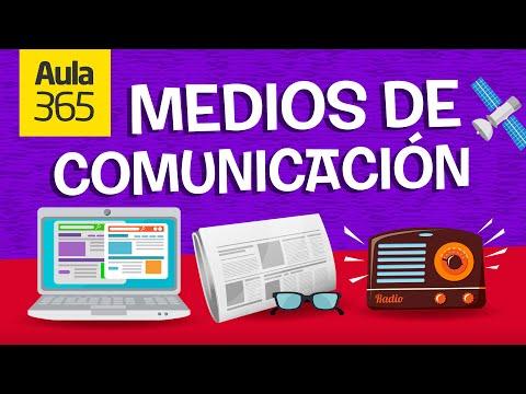 ¿Qué son los Medios de Comunicación?   Videos Educativos para Niños