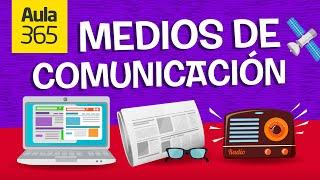 ¿Qué son los Medios de Comunicación? | Videos Educativos Aula365