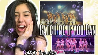 "Reacting to ""Girls' Generation 소녀시대 'Catch Me If You Can' MV…"