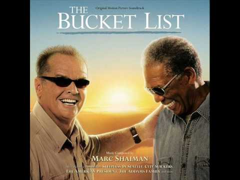 The Bucket List Soundtrack - Homecomings