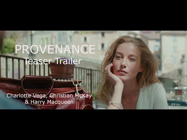 PROVENANCE Teaser Trailer Charlotte Vega [HD]