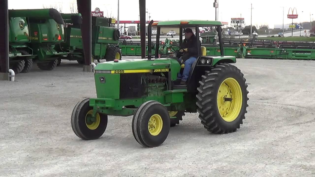 John Deere 2955 Tractor For Sale